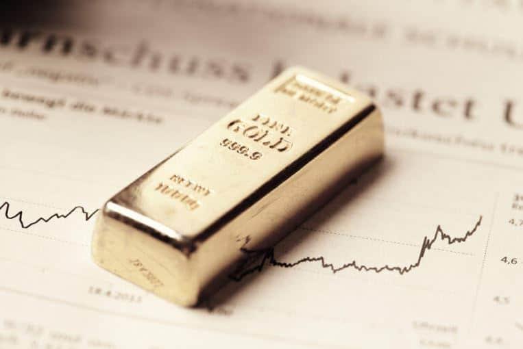 άνοδος τιμής χρυσού